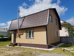 Продаю  дом , 100 кв.м , 6 соток, Брус, 3000000 руб.
