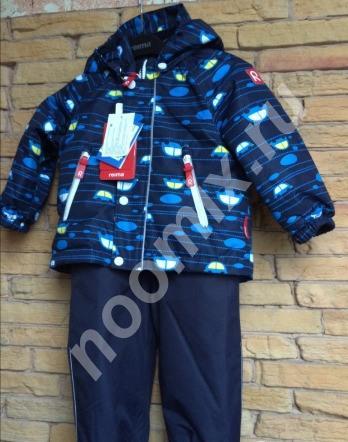 Продаю новый зимний комплект Reima, Московская область