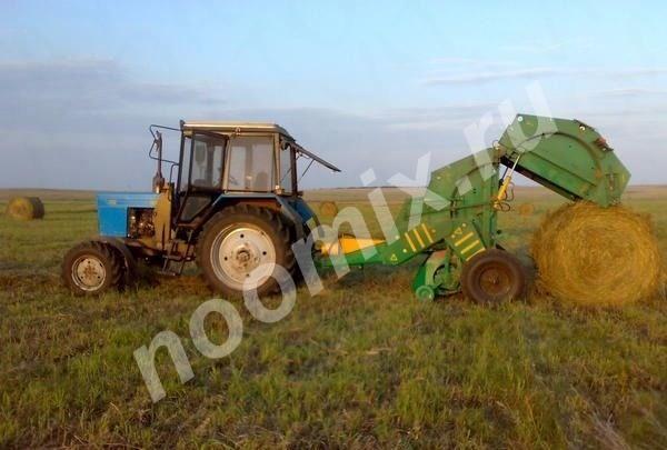 Продам сено в рулонах, Читинская область