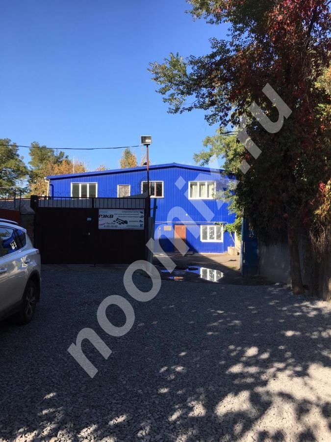 Продаю производственную базу 800 м2 на Вавилова ..., Ростовская область