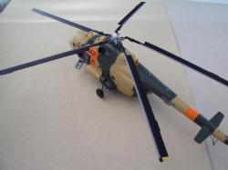 Вертолёт Germany Хели немецкая армия спасения Mi-8T