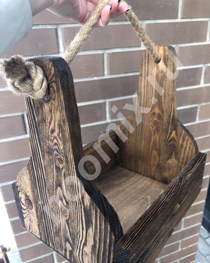Деревянный ящик. Подарочная коробка. Бокс,  Новосибирск