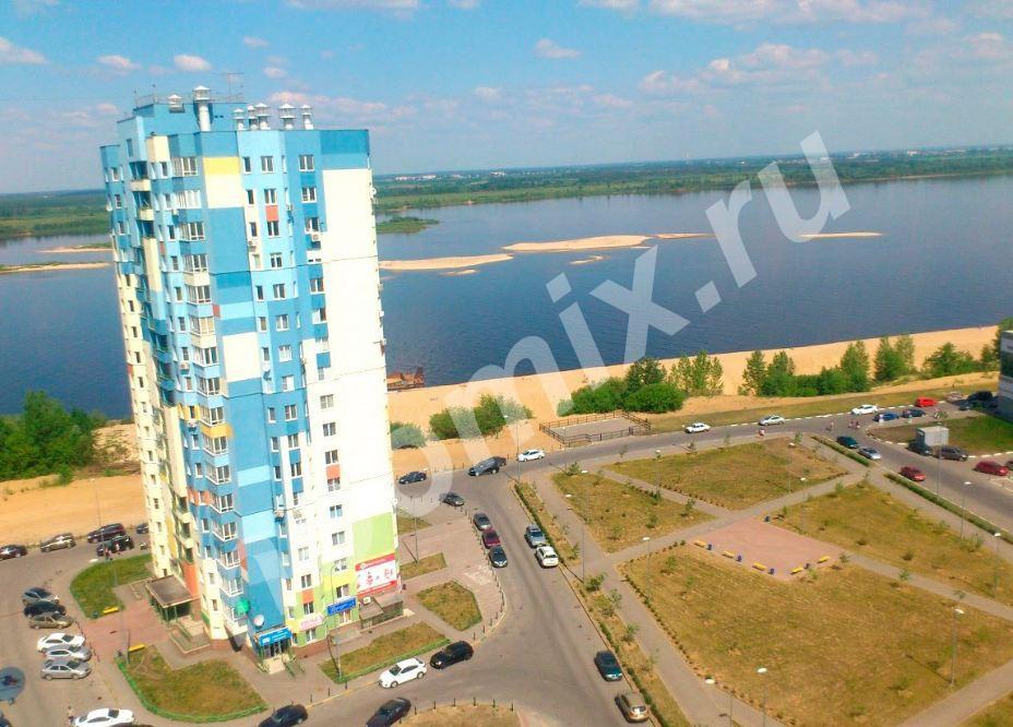 Сдаётся 1-комнатная квартира ул. Волжская набережная, ЖК ..., Нижний Новгород