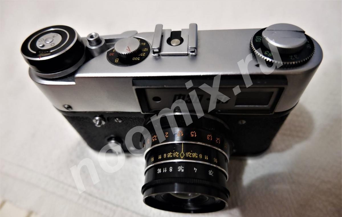 Продаю фотоаппарат Фэд 5В как новый, Тульская область