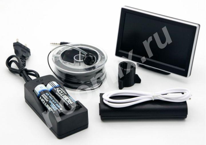 Подводная видеокамера для рыбалки ВДР-05 Pro 5,  МОСКВА