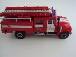 Автомобиль Зил 130-431410 Kazakhstan пожарная машина 1964