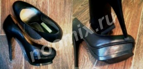 Продаю туфли, Натуральная кожа, Новгородская область