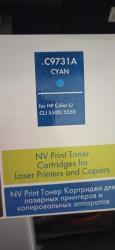 Картридж Nv Print C9731A для HP CLJ 5500 5550