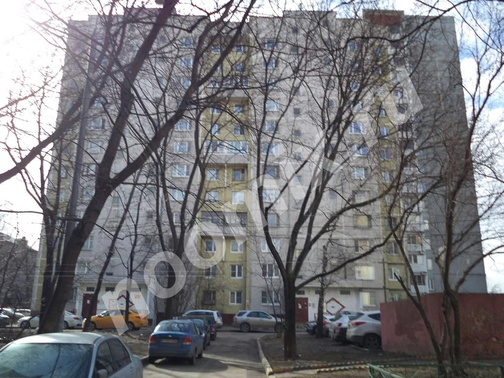Продаю 1-комн квартиру 40 кв.м Этаж 12/12,  МОСКВА