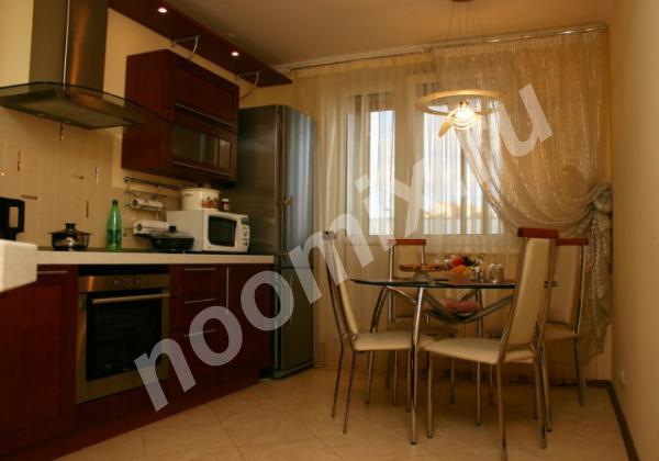 Отличная 2-я квартира с евро ремонтом на длительный срок,  МОСКВА