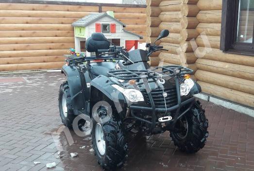 Продам квадроцикл cf Moto x5 2015г, Брянская область