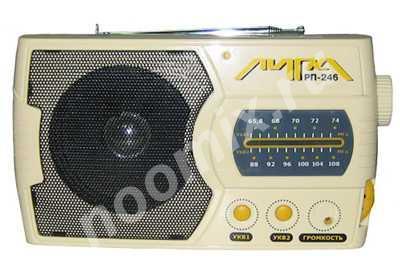Радиоприемник ЛИРА РП-246 УКВ FM, Московская область