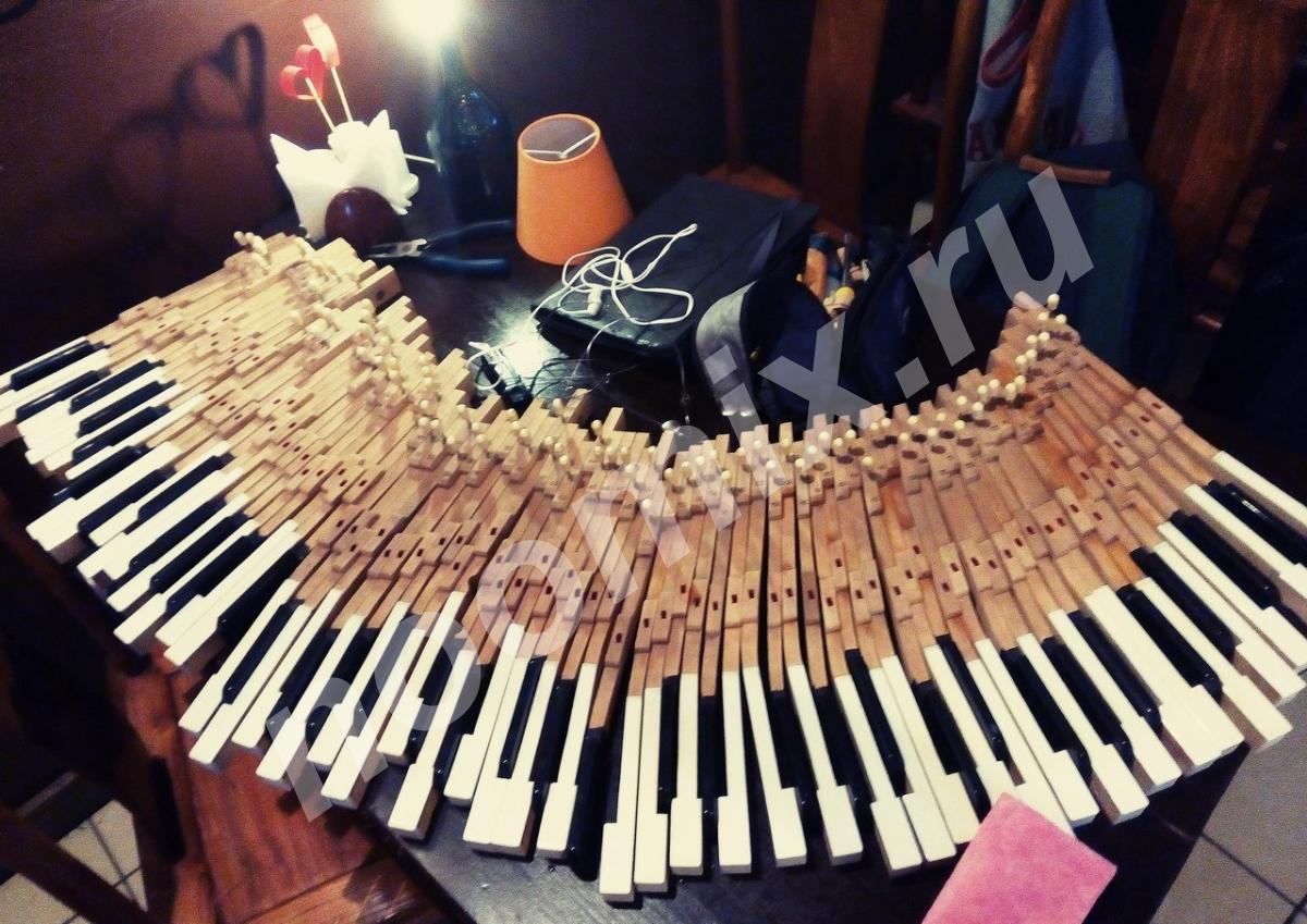 Настройщик фортепиано пианино, рояли, Новгородская область
