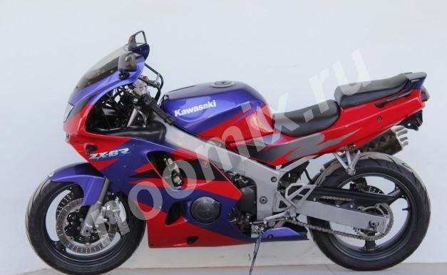 Продаётся момтоцикл Kawasaki ZX 6R, Республика Бурятия