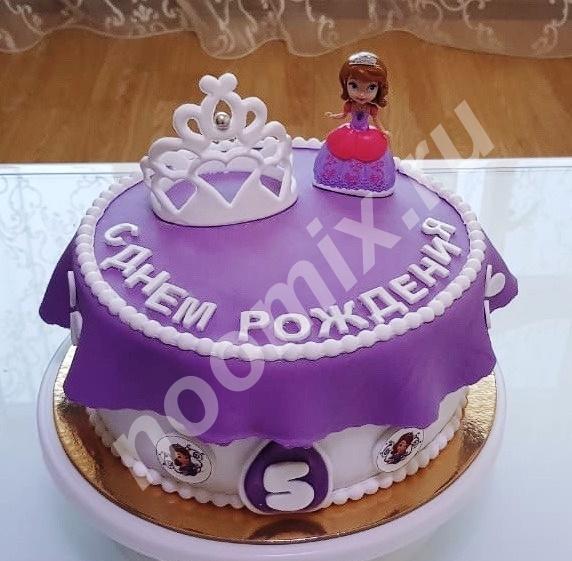 Принимаю торты на заказ от 2х. кг., Московская область