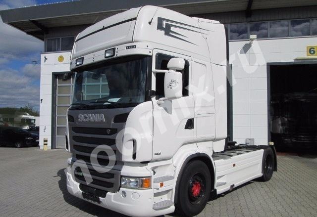 Тягач Scania R 480 LA 4X2, Ивановская область