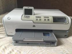 Струйный принтер HP photosmart D7163, в отличном состоянии. ...