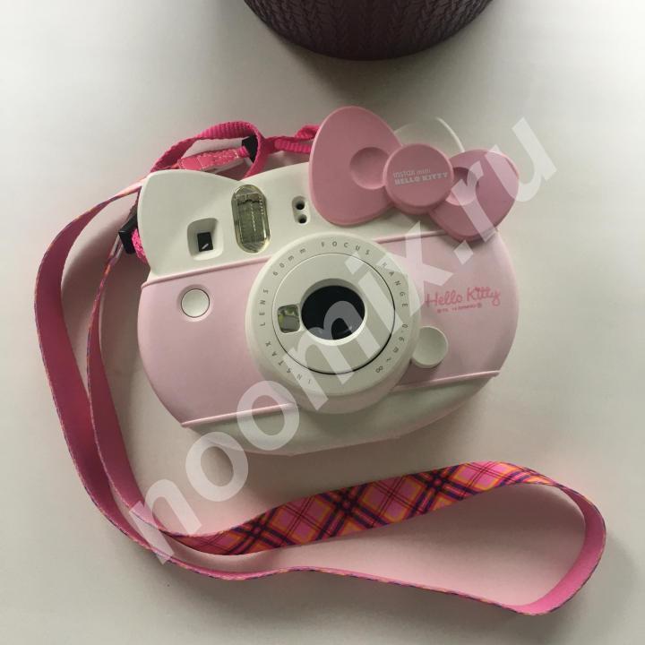 Продаю фотоаппарат Instax Mini Hello Kitty, Хабаровский край