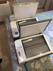 Продаю на запчасти два принтера-сканера. Оба работают, тока ...
