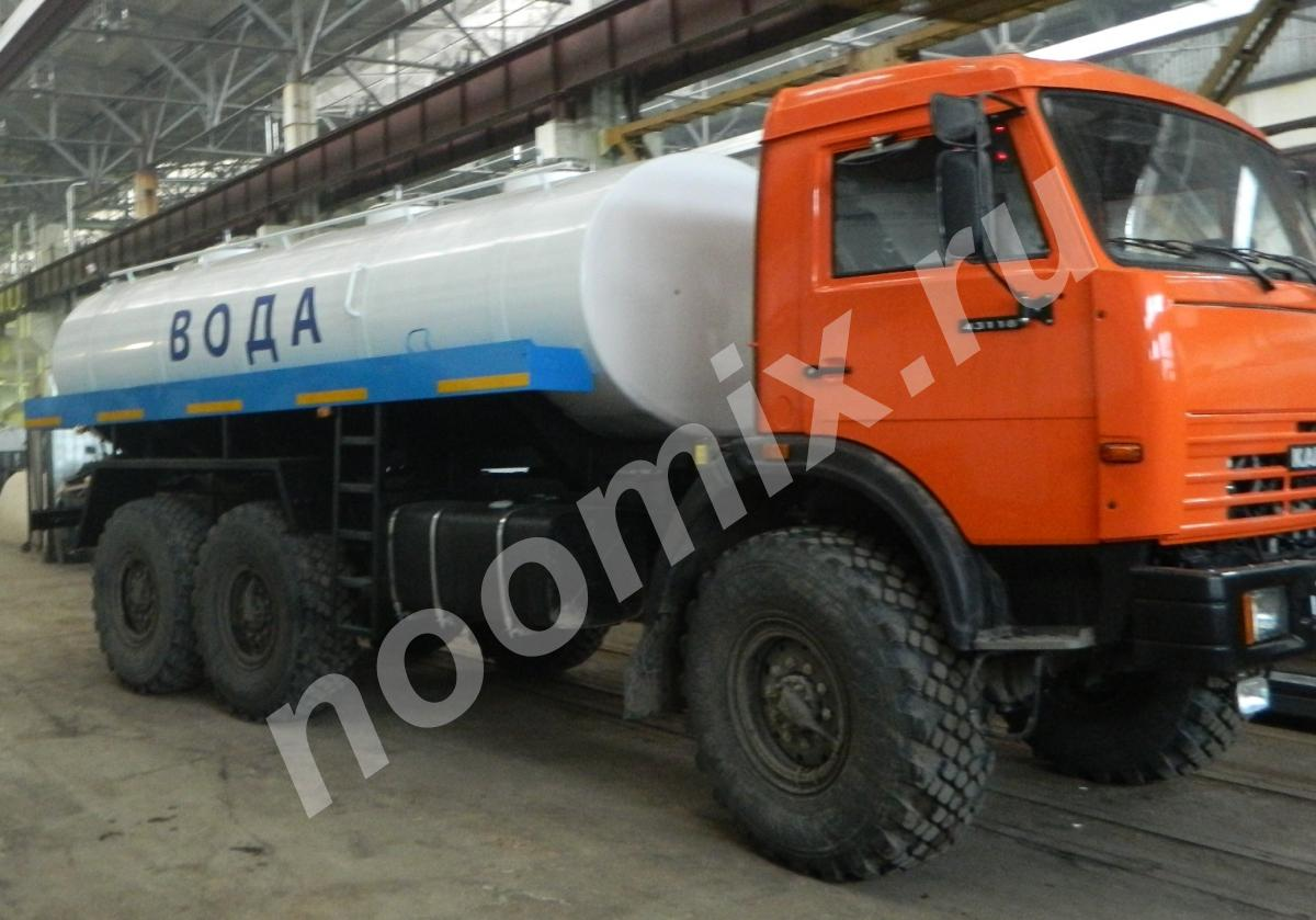 Услуги водовоза. Доставка воды., Ростовская область