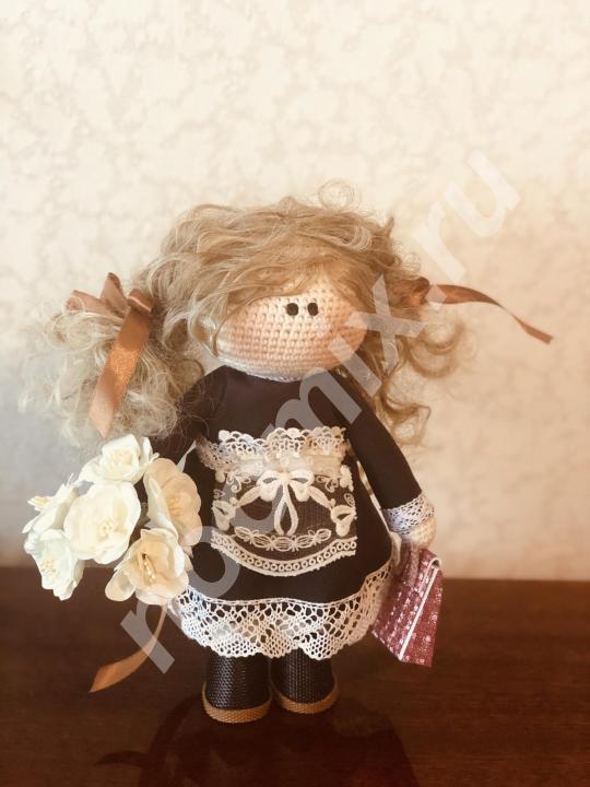 Кукла ручной работы, рост 24см, Волгоградская область