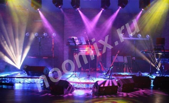 Монтаж и продажа светового и звукового оборудовани, Волгоградская область