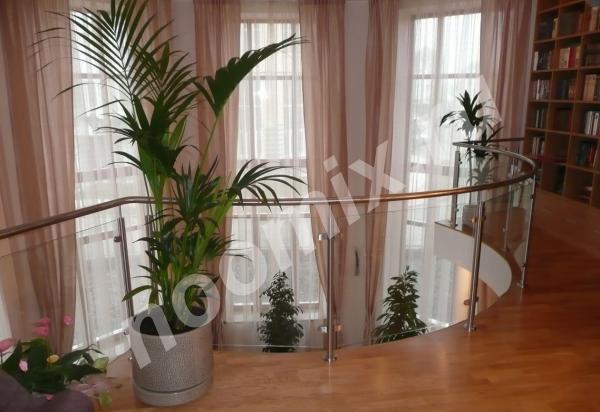 Проектирование стеклянных перегородок и ограждений,  МОСКВА