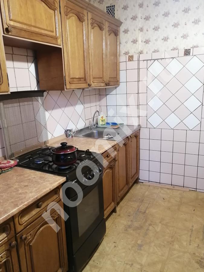 Сдается 3-комнатная квартира с хорошим ремонтом, Московская область