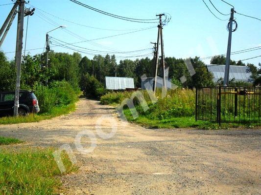 Продаю земельный участок под ИЖС, 10 сот. , деревня Дубинино, Московская область