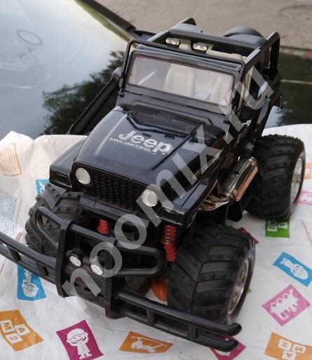 Радиоуправляемая модель автомобиля Jeep Wrangler,  МОСКВА