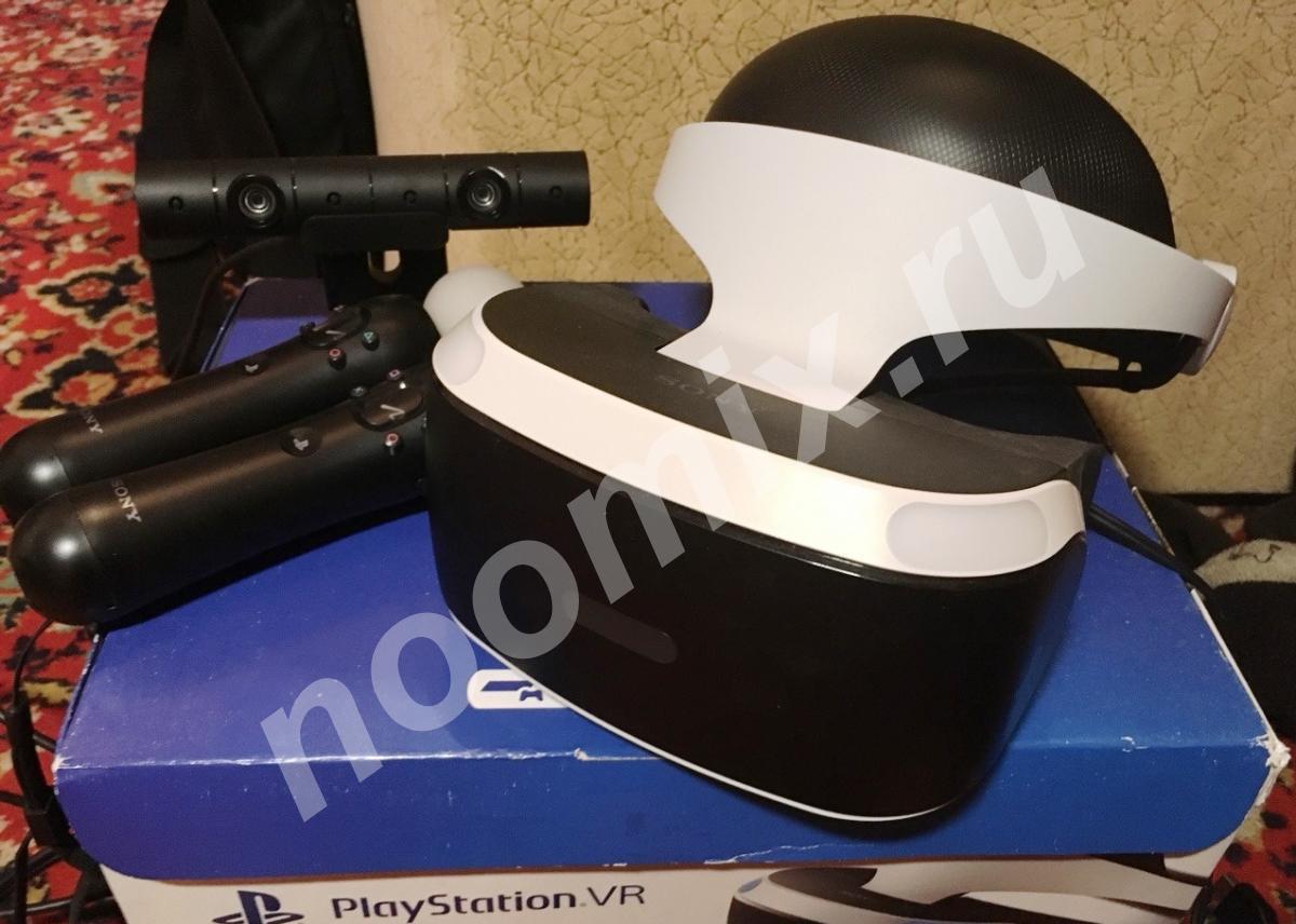 PS VR камера v2 2 мува скайрим VR за 20т. р, Чукотский АО