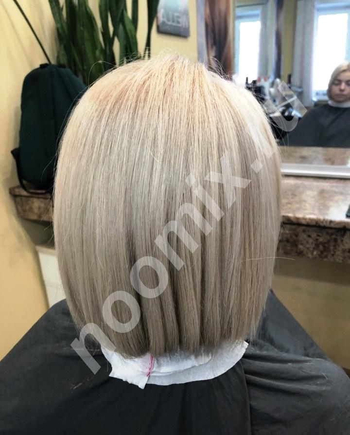 Услуги парикмахера - стилиста, Сахалинская область