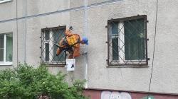 Утепление, ремонт и отделка фасадов домов снаружи.