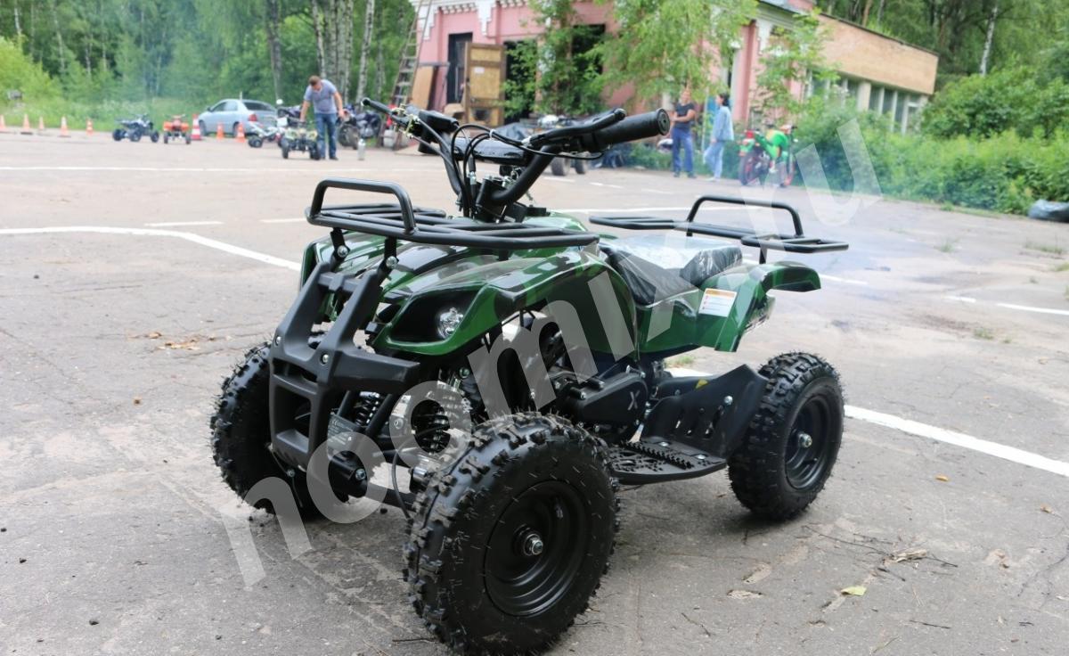 Квадроцикл с электростартером Motax X-16 дет., Чукотский АО
