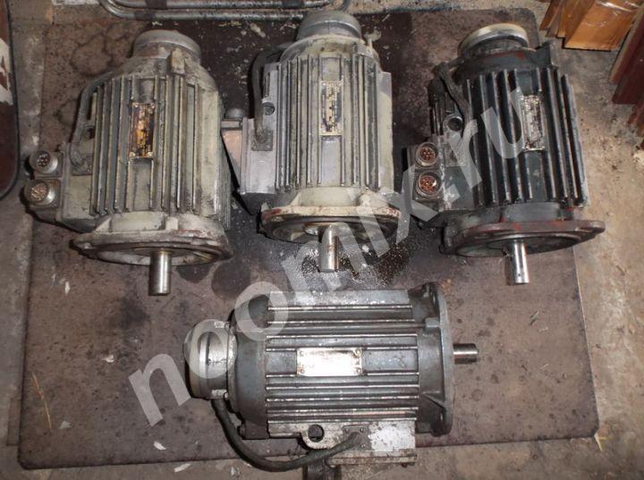 Двигатель подач привода Размер 2м-5-21, 4АМХ2П100L4ПБТ, Екатеринбург