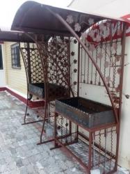 Продаём мангалы с навесом