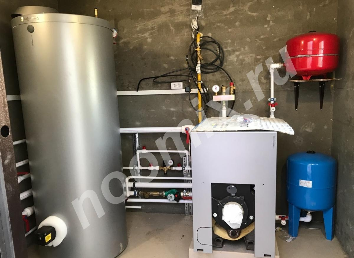 Услуги - Монтаж отопления, Сахалинская область