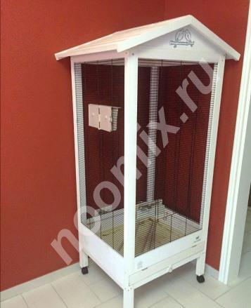 Клетка для попугая ев, Московская область