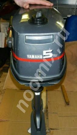 Продаю мотор Yamaha 5 CMH, Тамбовская область