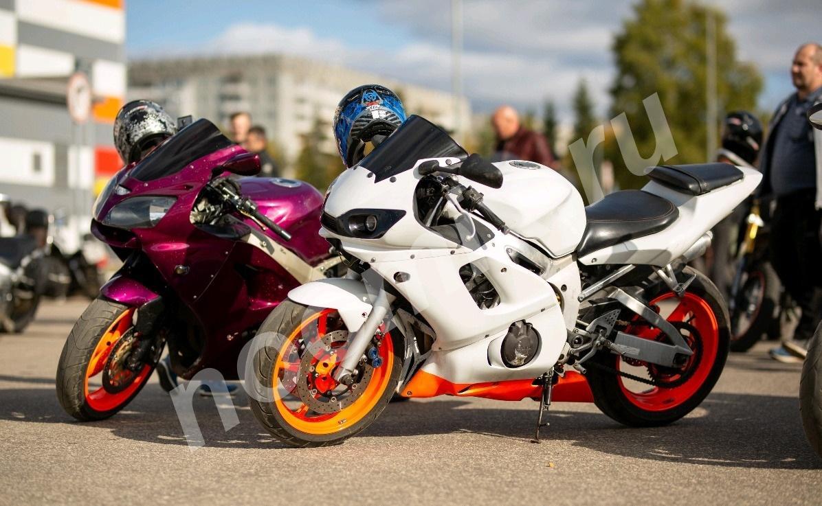 Продаю мотоцикл Yamaha R6, Республика Коми