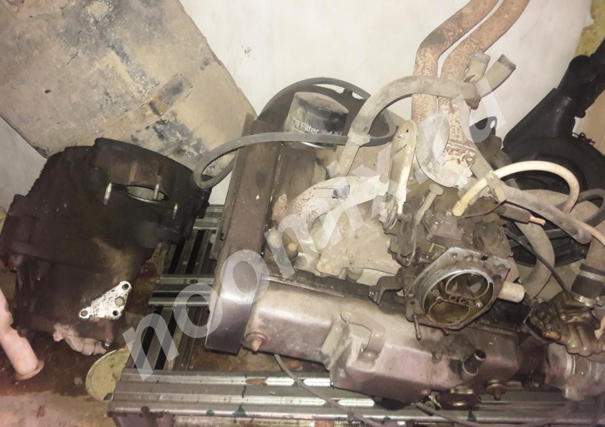 Продаю двигатель с коробкой 21081,  Саратов