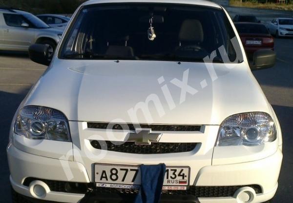 Chevrolet Niva,  2013 г.  33000 км