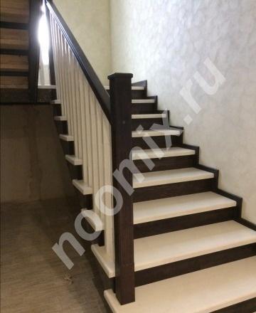 Изготовление и монтаж лестниц из массива, Ставропольский край
