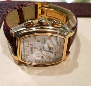 Продам золотые мужские часы Хронограф, Ханты-Мансийский АО