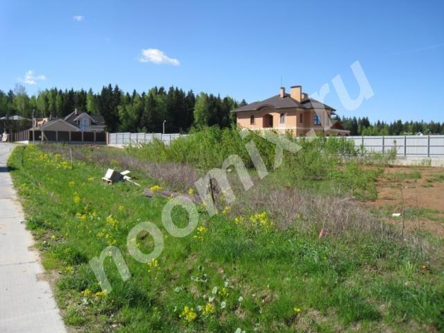Продаю земельный участок под ИЖС с газом, 12 сот. , ..., Московская область