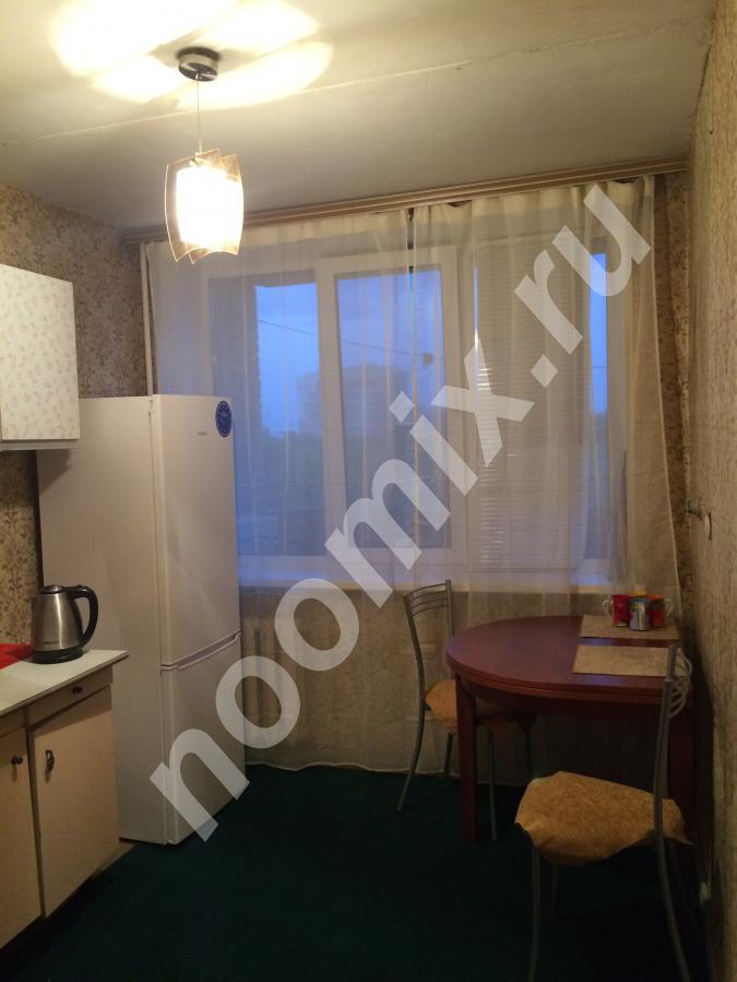 Сдается 1-комнатная квартира в пешей доступности до метро., Московская область
