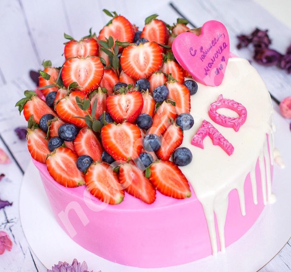 Торты и десерты на заказ,  Самара
