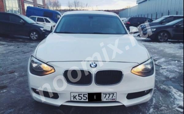 BMW 1 серия 1 018,  2012 г.  83000 км,  Казань