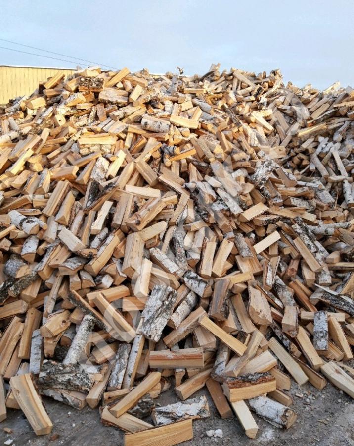 Дрова березовые сухие доставка от 1 куба, Омская область