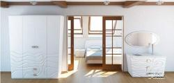Новинка фабрики Мебель-Неман - белая спальня Милана